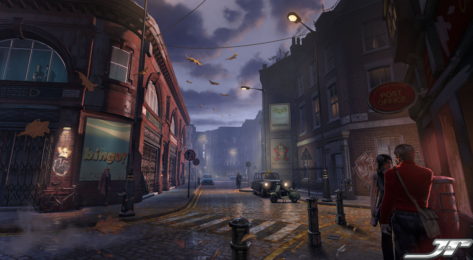 Pulsa en la imagen para verla en tamaño completoNombre: LondonStreet.jpgVisitas: 583Tamaño: 256.1 KBID: 164