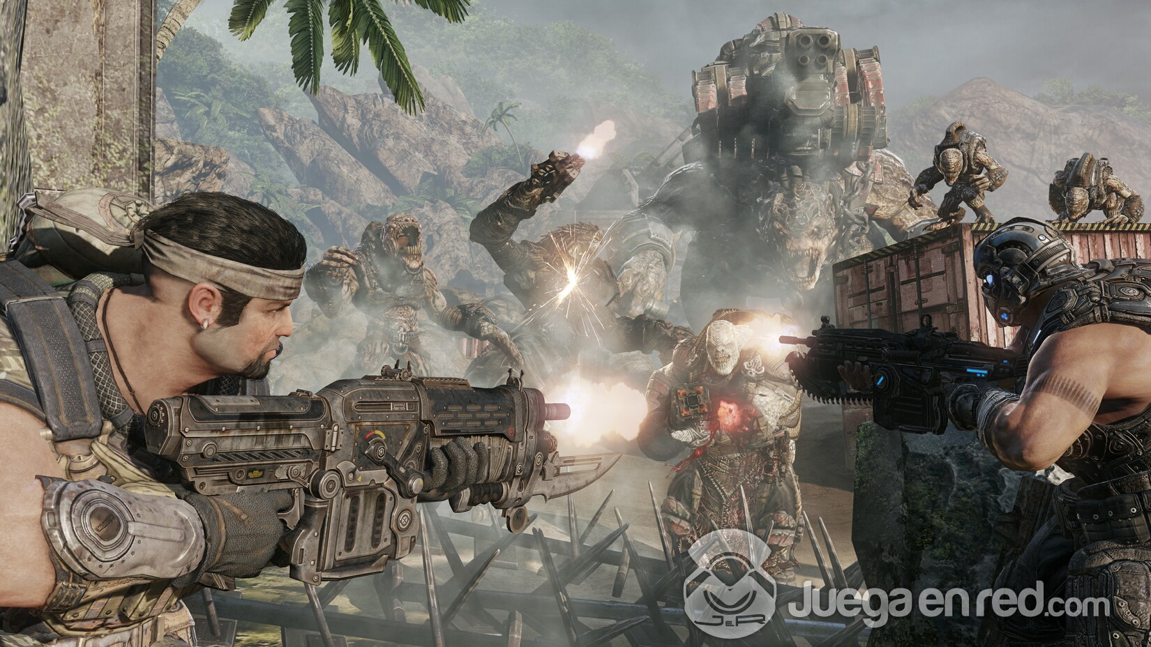 Gears of War 3 Horda