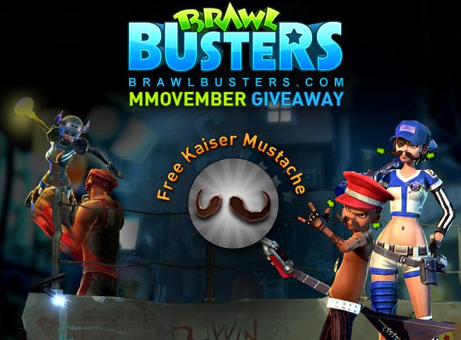 Pulsa en la imagen para verla en tamaño completoNombre: Brawl Busters Free Moustache Giveaway.jpgVisitas: 3576Tamaño: 90.8 KBID: 3609