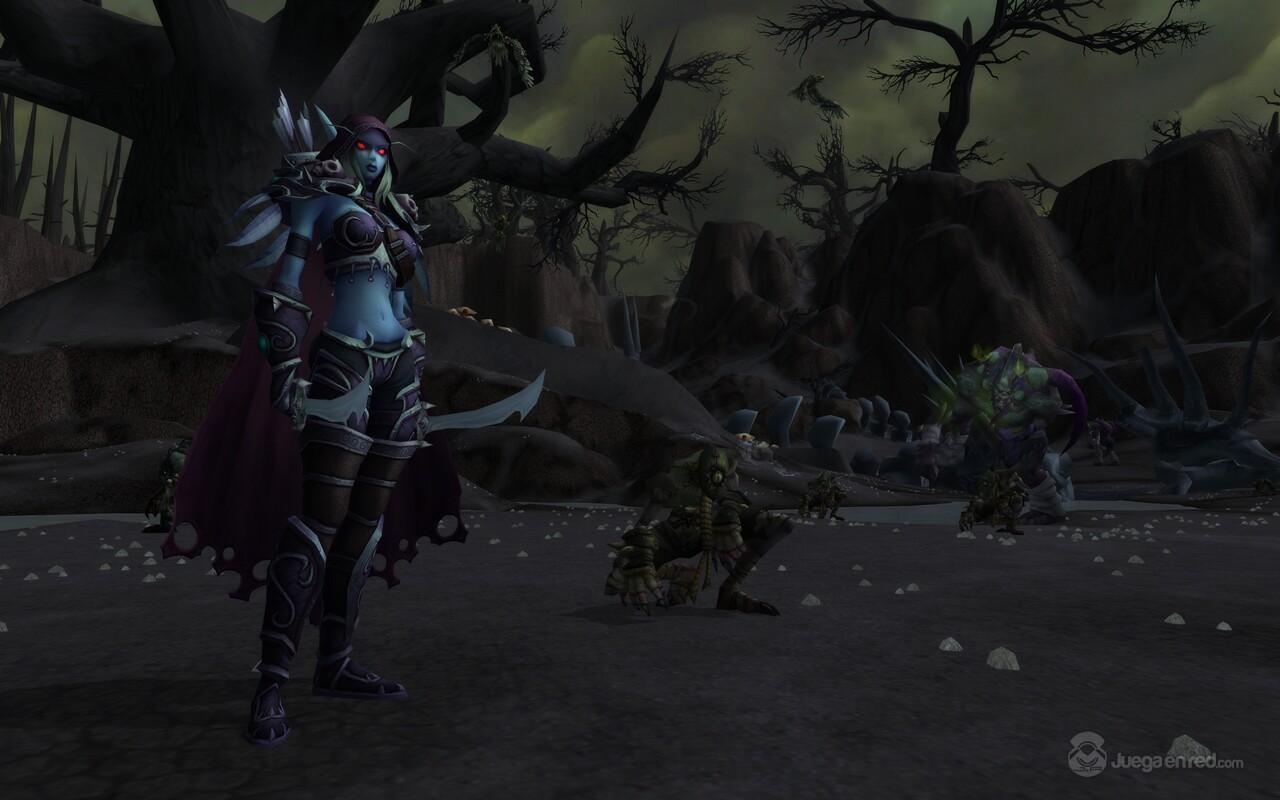 Pulsa en la imagen para verla en tamaño completoNombre: Echo of Sylvanas in the End Time 5-person Dungeon -- Ruby Dragonshrine part 4.jpgVisitas: 223Tamaño: 158.4 KBID: 3736