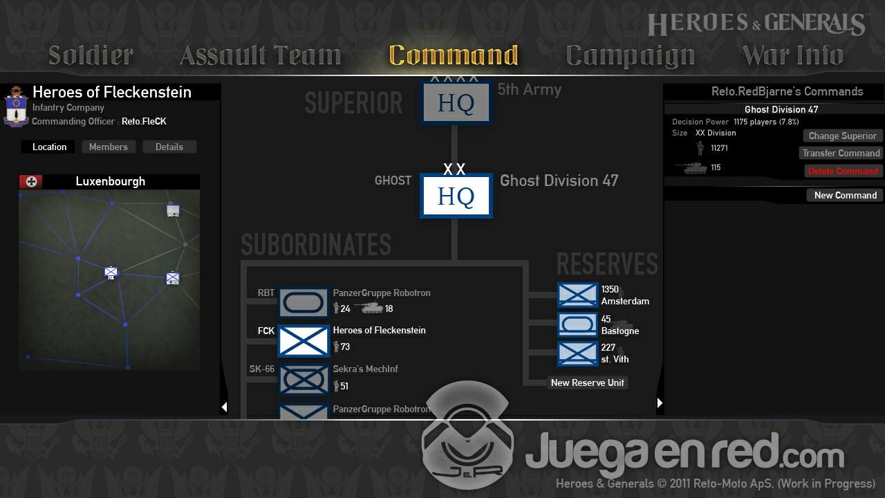 Heroes & Generals alfa