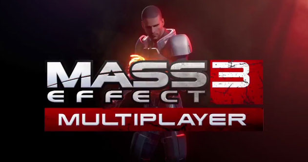 Mass Effect 3 Multiplayer logo