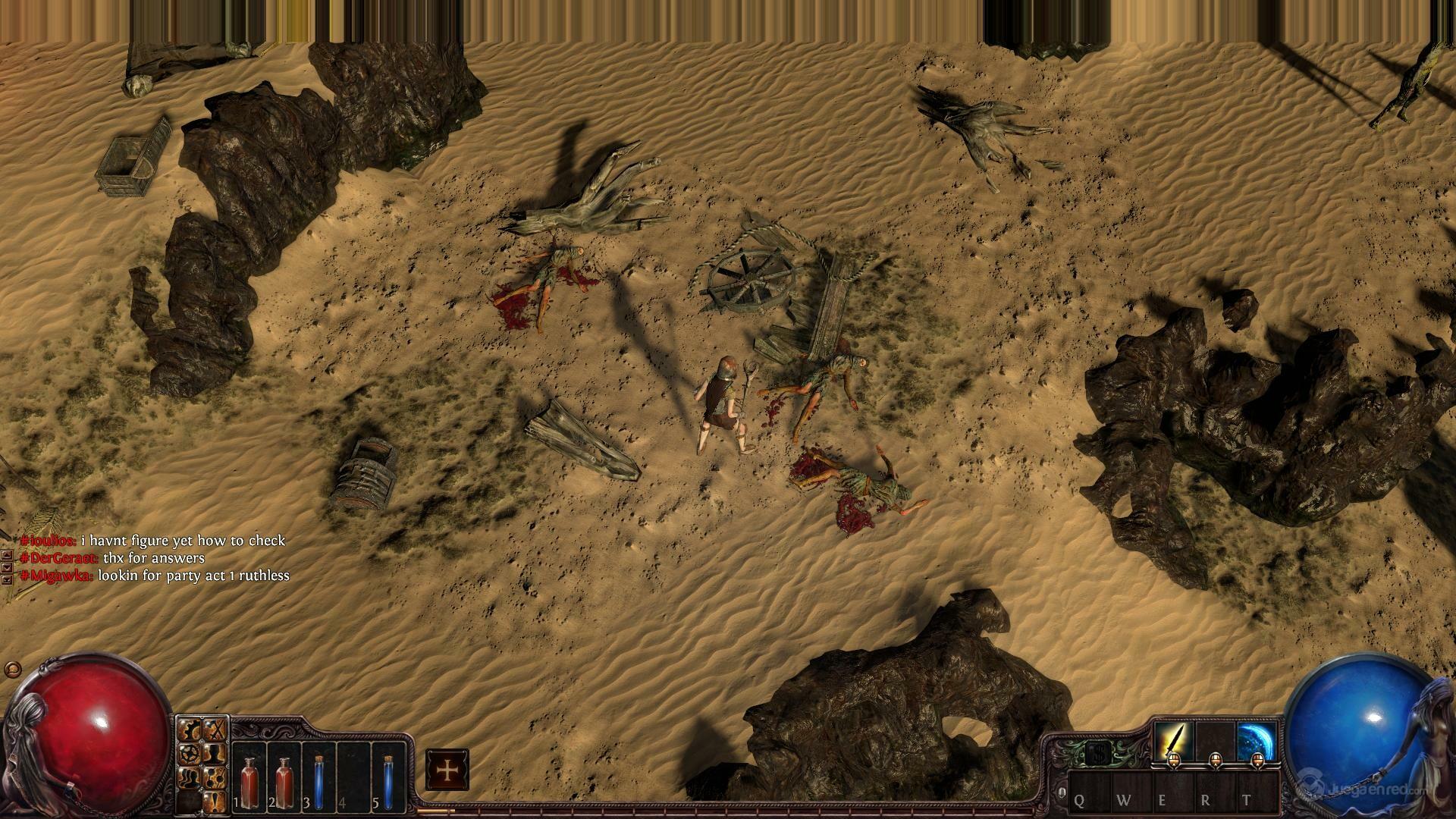 Pulsa en la imagen para verla en tamaño completoNombre: Path of Exile (.jpgVisitas: 161Tamaño: 566.8 KBID: 4383