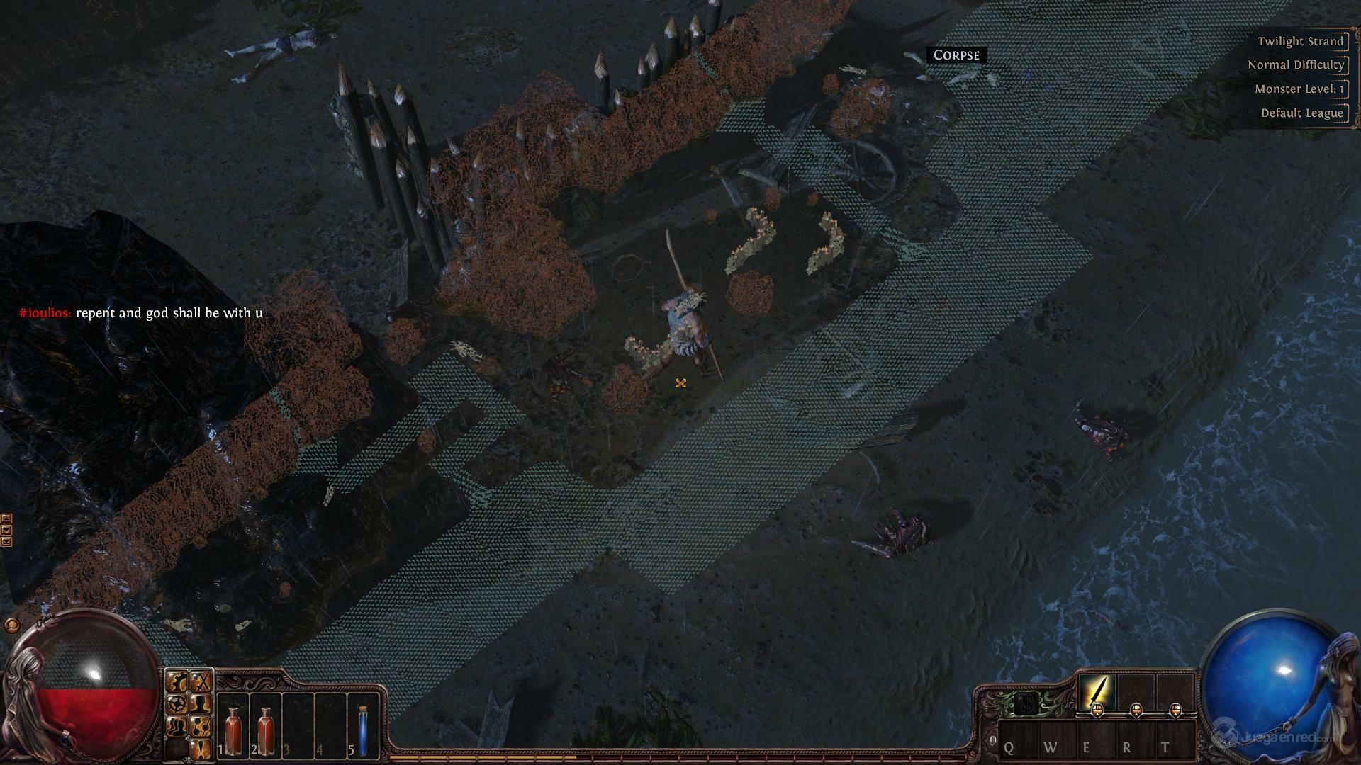 Pulsa en la imagen para verla en tamaño completoNombre: Path of Exile (12).jpgVisitas: 159Tamaño: 432.8 KBID: 4387