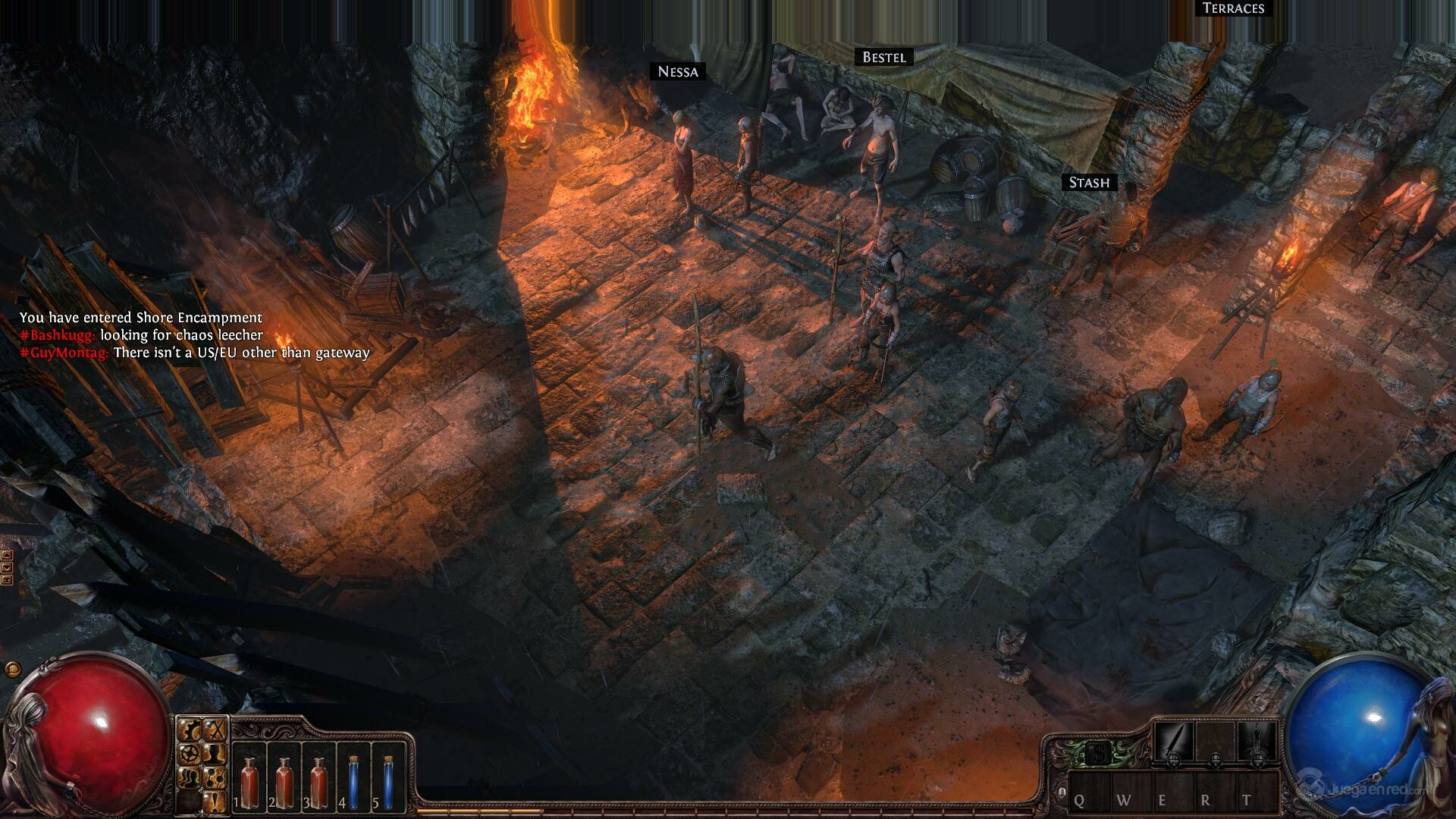 Pulsa en la imagen para verla en tamaño completoNombre: Path of Exile (15).jpgVisitas: 161Tamaño: 461.7 KBID: 4390