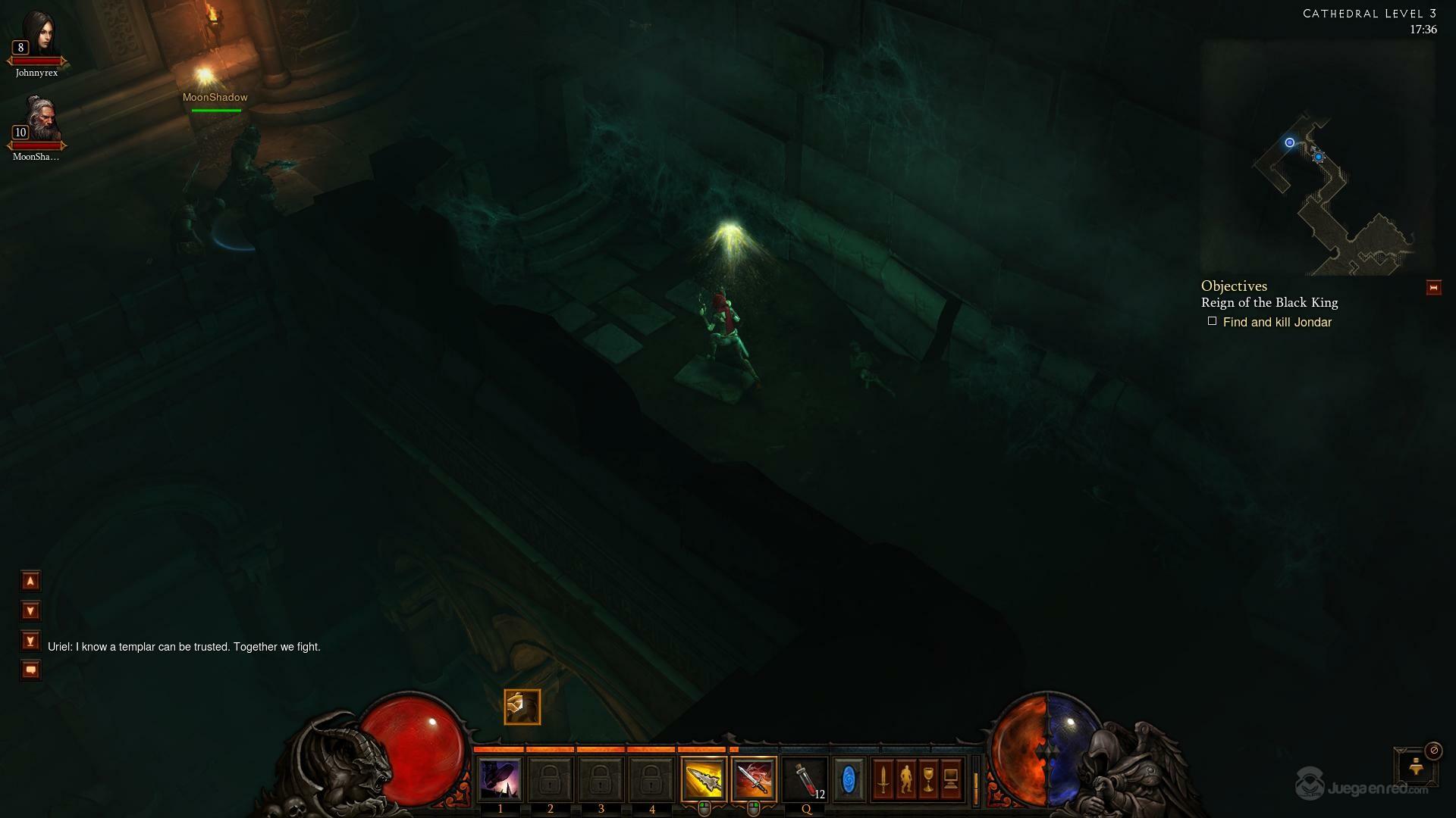 Pulsa en la imagen para verla en tamaño completoNombre: Diablo III 2012-03-03 17-36-03-03.jpgVisitas: 183Tamaño: 152.2 KBID: 4438