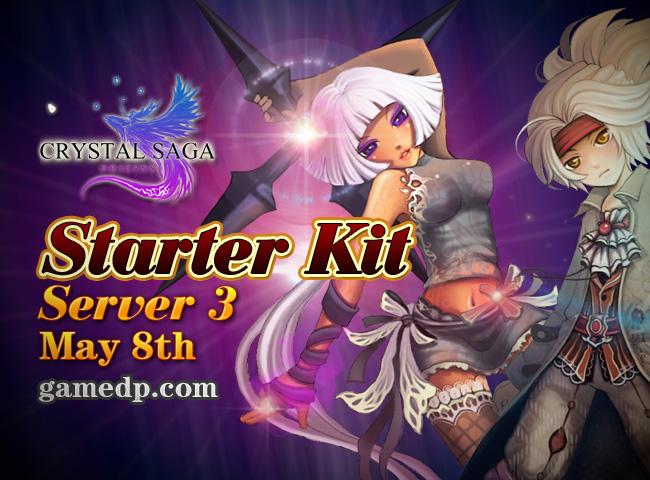 Pulsa en la imagen para verla en tamaño completoNombre: Crystal Saga Starter Kit Server 3.jpgVisitas: 1688Tamaño: 172.4 KBID: 4837