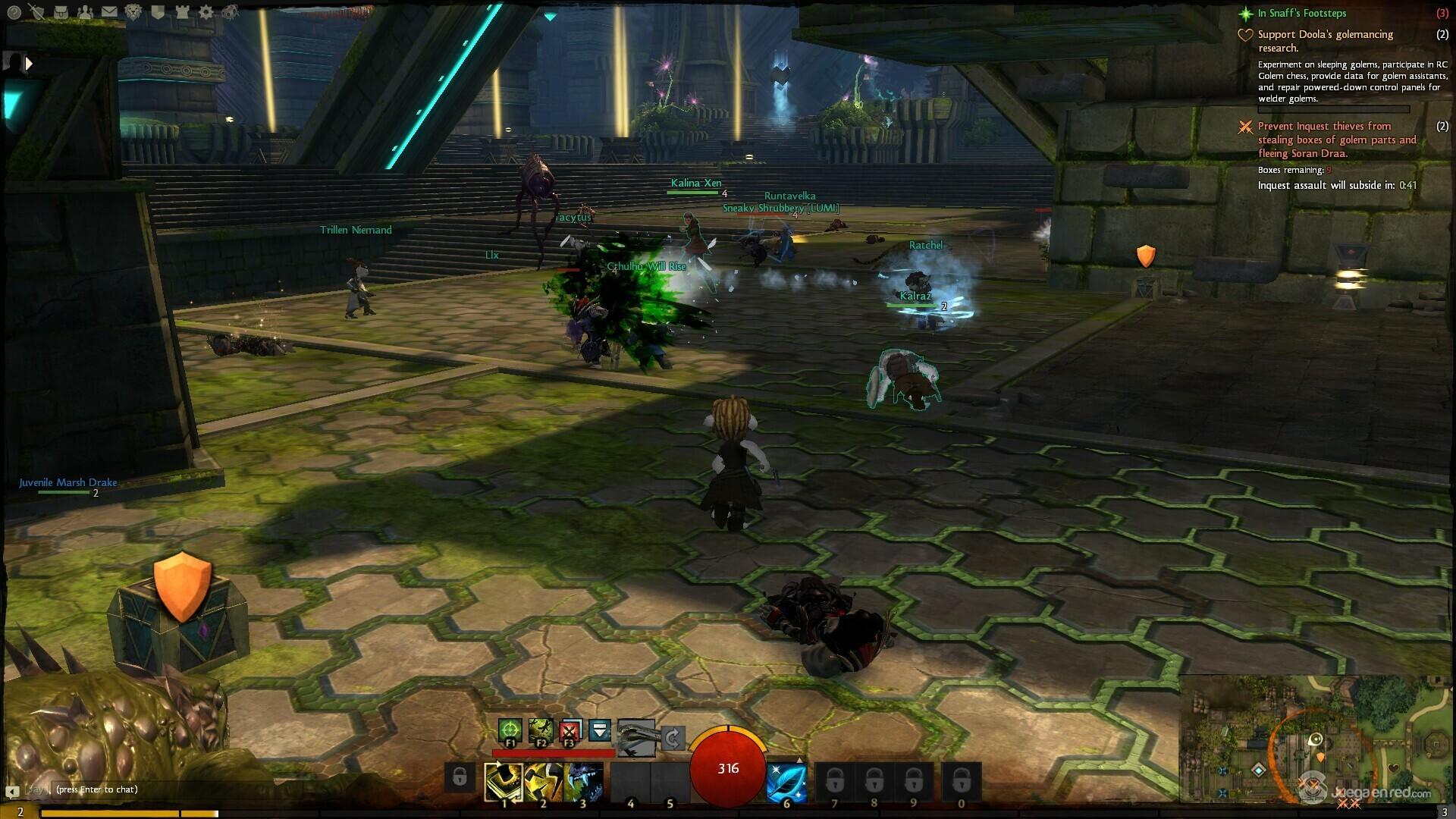 Pulsa en la imagen para verla en tamaño completoNombre: Guild Wars 2 last beta weekend test2.jpgVisitas: 128Tamaño: 505.7 KBID: 5318