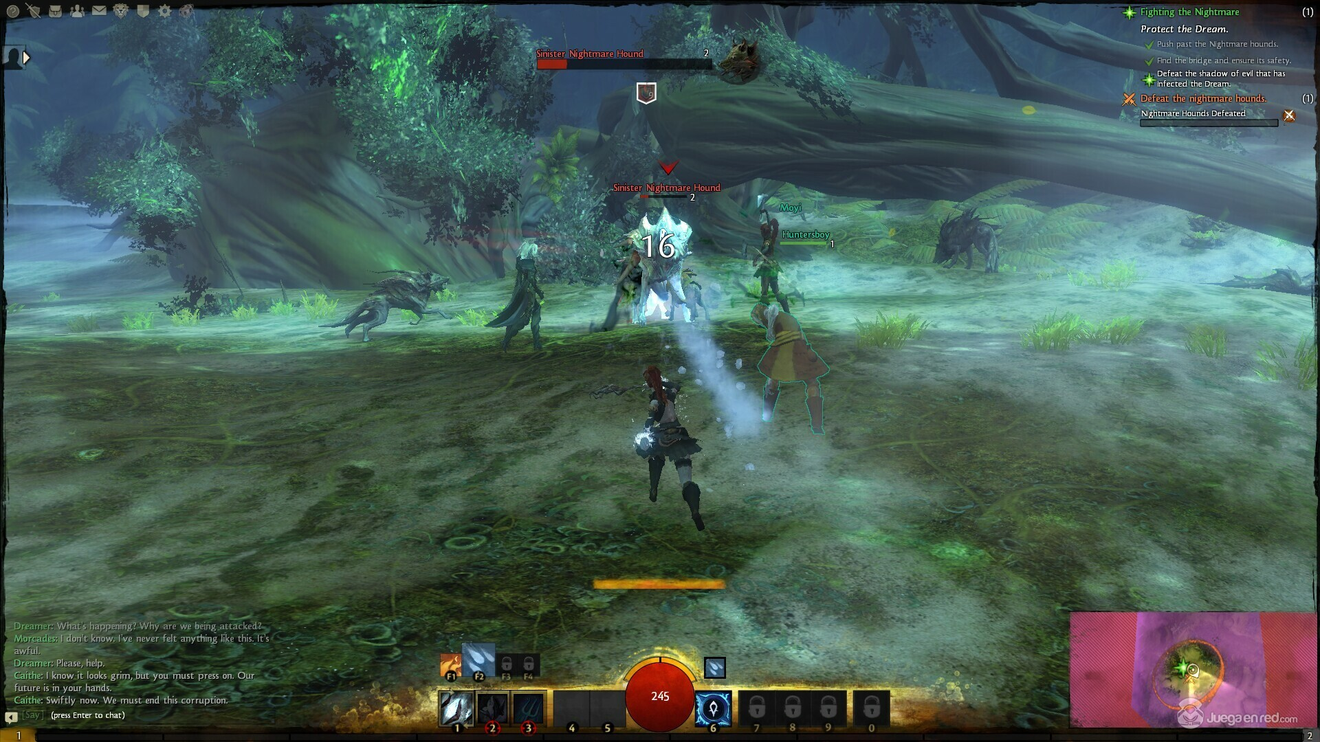 Pulsa en la imagen para verla en tamaño completoNombre: Guild Wars 2 last beta weekend test7.jpgVisitas: 130Tamaño: 548.2 KBID: 5322