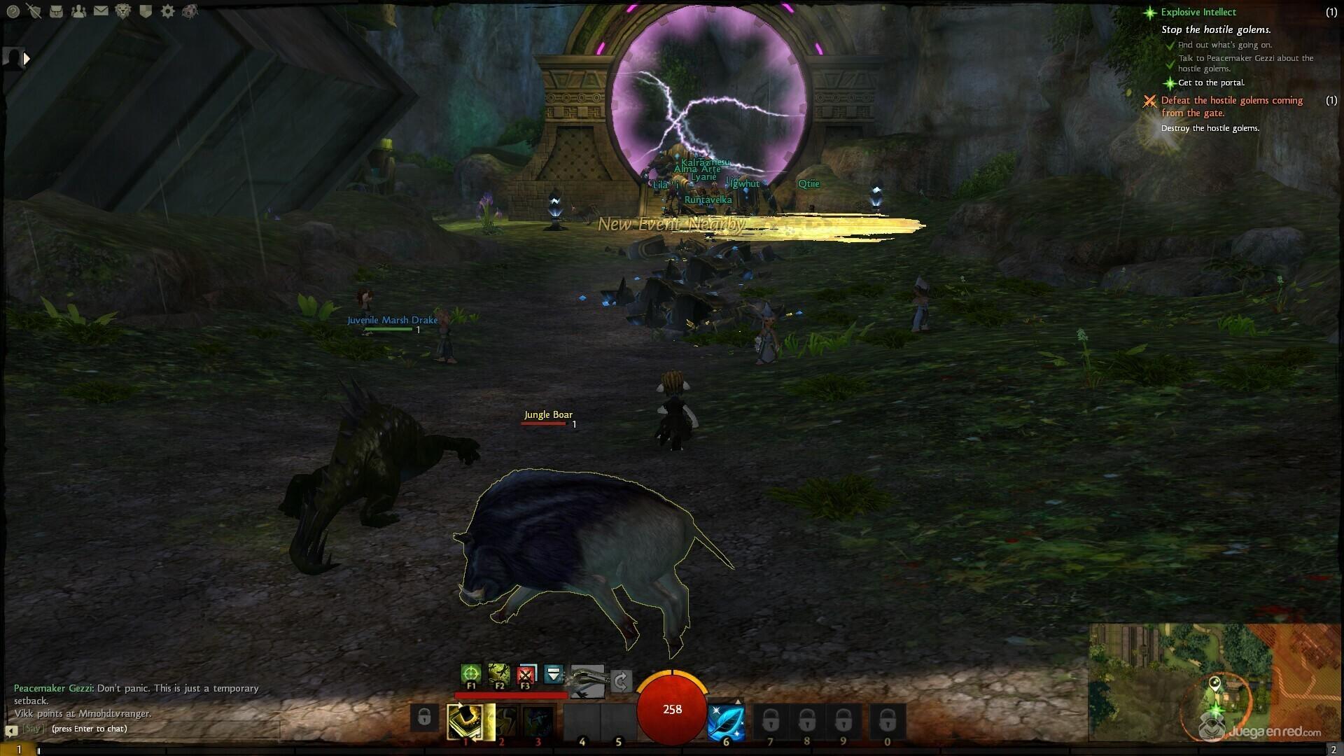 Pulsa en la imagen para verla en tamaño completoNombre: Guild Wars 2 last beta weekend test12.jpgVisitas: 120Tamaño: 453.0 KBID: 5325