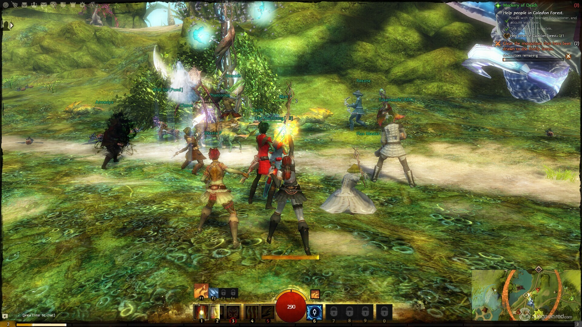 Pulsa en la imagen para verla en tamaño completoNombre: Guild Wars 2 last beta weekend test13.jpgVisitas: 118Tamaño: 753.3 KBID: 5326