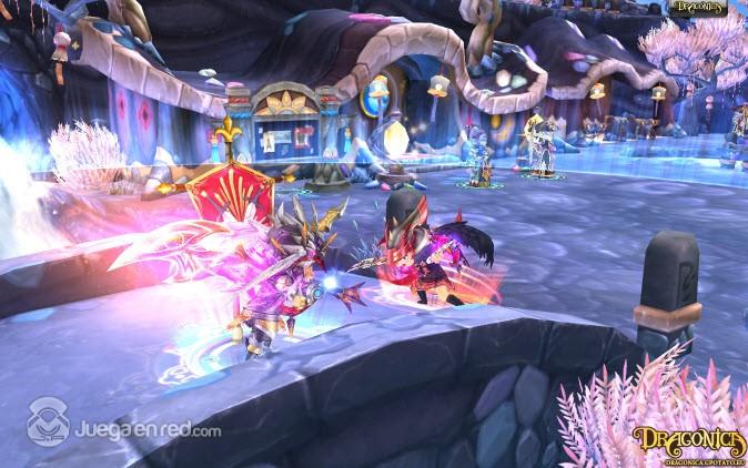 Pulsa en la imagen para verla en tamaño completoNombre: dragonica-screenshot_fight on the bridge.jpgVisitas: 109Tamaño: 105.7 KBID: 5341