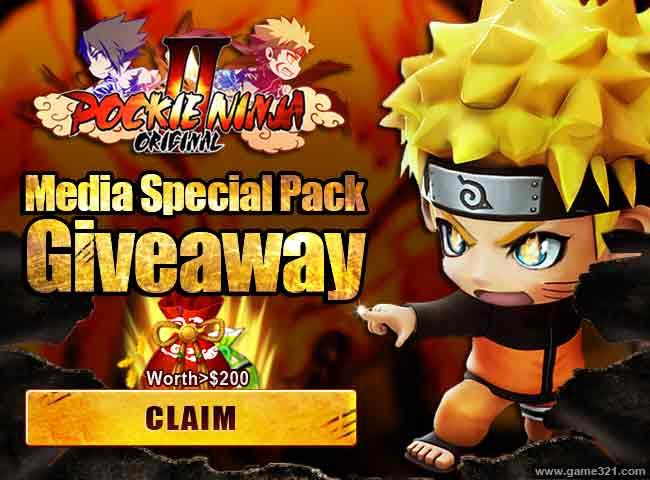 Pulsa en la imagen para verla en tamaño completoNombre: Pockie Ninja II Original Giveaway.jpgVisitas: 2425Tamaño: 35.4 KBID: 5386