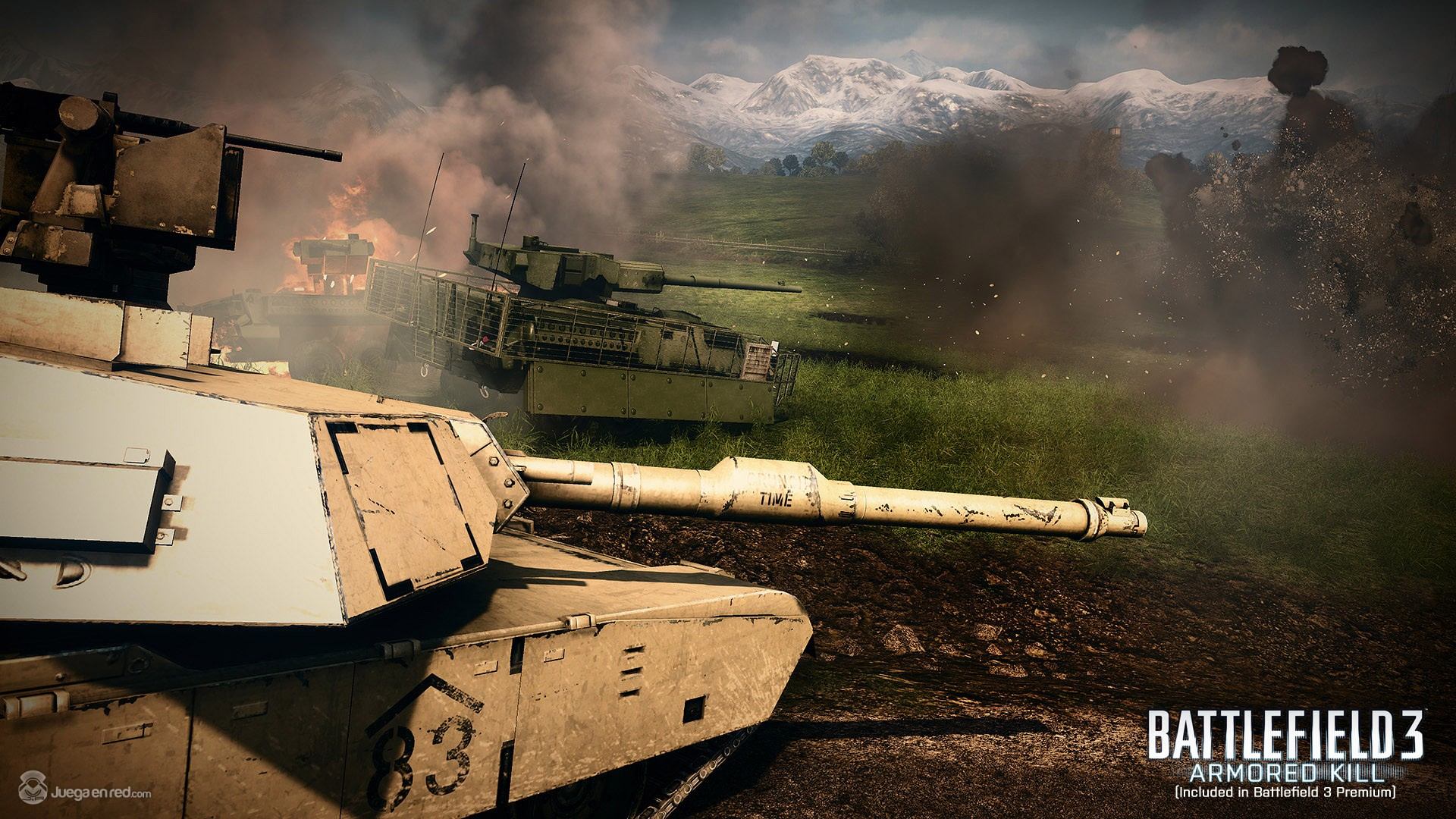 Pulsa en la imagen para verla en tamaño completoNombre: Battlefield 3 Armored Kill - Armored Shield map - Screen 2.jpgVisitas: 2499Tamaño: 578.5 KBID: 5387