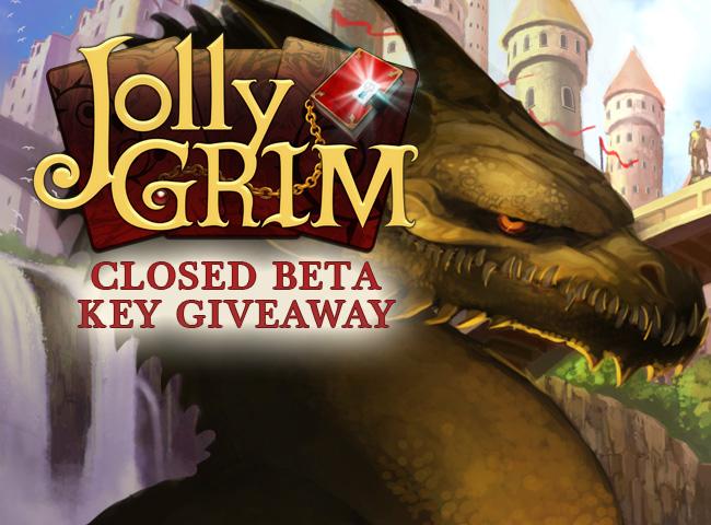 Pulsa en la imagen para verla en tamaño completoNombre: JollyGrim Closed Beta key Giveaway.jpgVisitas: 1843Tamaño: 133.6 KBID: 5912