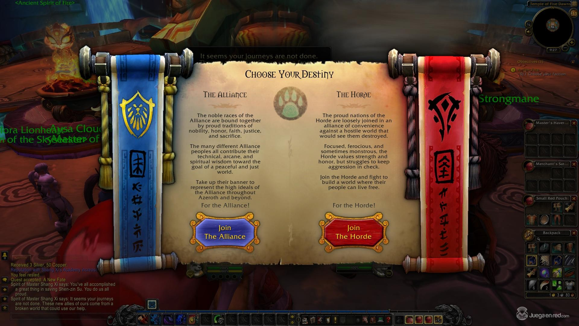 Pulsa en la imagen para verla en tamaño completoNombre: World of Warcraft exclusive screenshots Pandaria expansion (1).jpgVisitas: 103Tamaño: 377.9 KBID: 5937