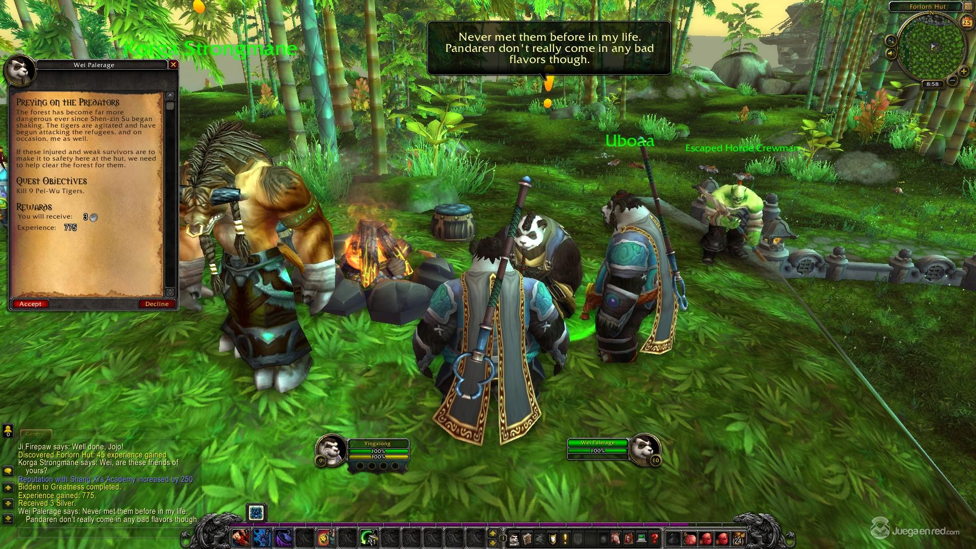 Pulsa en la imagen para verla en tamaño completoNombre: World of Warcraft exclusive screenshots Pandaria expansion (23).jpgVisitas: 103Tamaño: 626.6 KBID: 5959