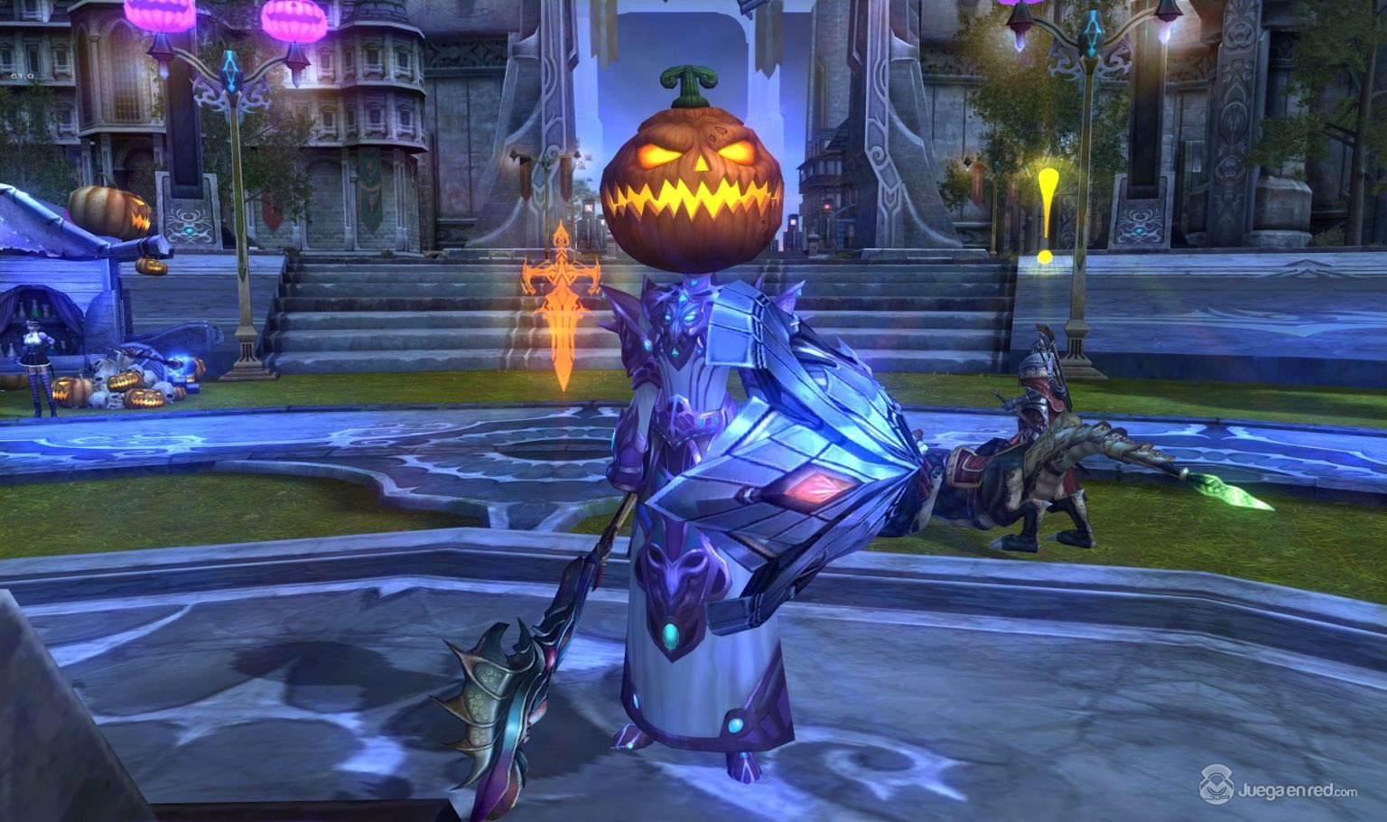 Pulsa en la imagen para verla en tamaño completoNombre: Maestia - Rise of Keledus_Halloween_01.jpgVisitas: 1925Tamaño: 321.2 KBID: 6147