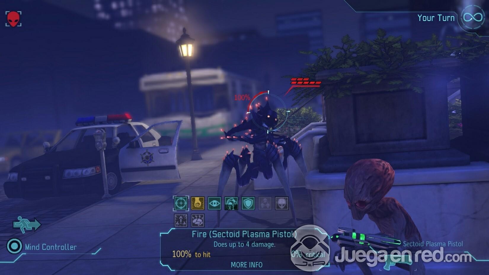Pulsa en la imagen para verla en tamaño completoNombre: XCOM-Multiplayer-Sectoid-Commander-Vs-Chryssalid.jpgVisitas: 179Tamaño: 208.8 KBID: 6243