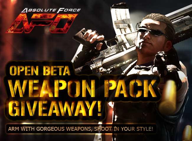 Pulsa en la imagen para verla en tamaño completoNombre: afo-open-beta-weapon-pack-giveaway.jpgVisitas: 1967Tamaño: 49.2 KBID: 6601
