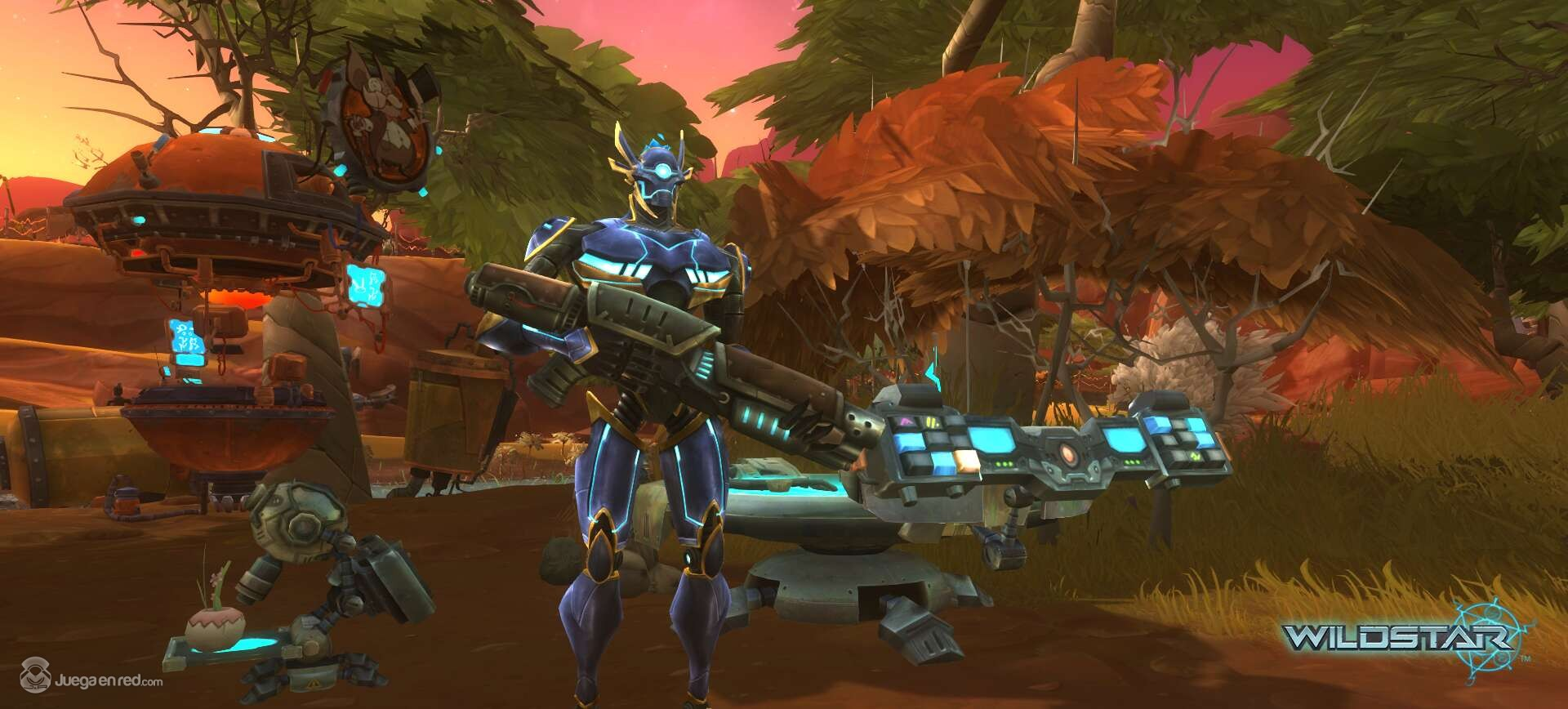 Pulsa en la imagen para verla en tamaño completoNombre: WildStar Draken, Mechari and Stalker screenshots8.jpgVisitas: 19Tamaño: 259.3 KBID: 6858