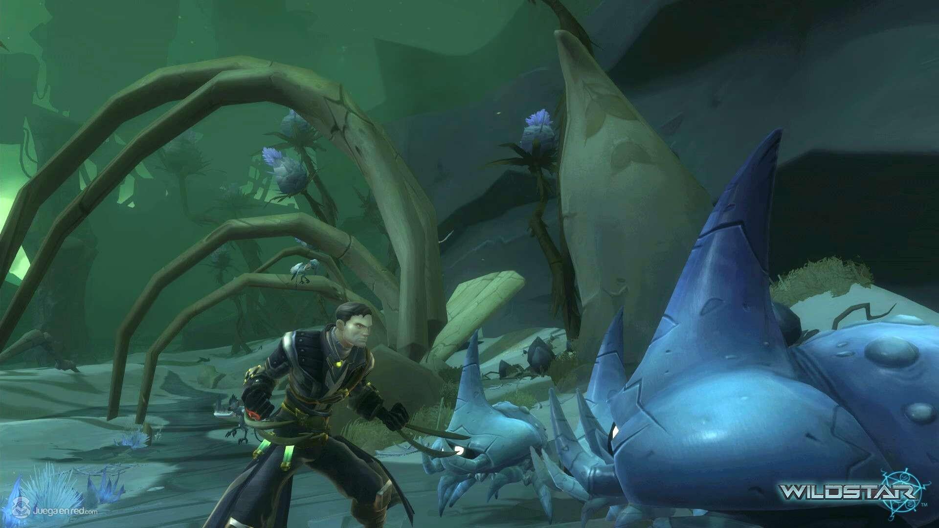 Pulsa en la imagen para verla en tamaño completoNombre: WildStar Draken, Mechari and Stalker screenshots13.jpgVisitas: 20Tamaño: 204.7 KBID: 6863
