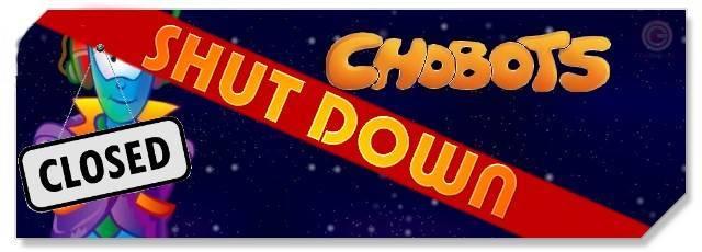 Chobots - f2p - shut down