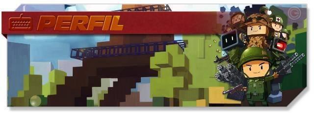 Brick-Force - Game Profile - ES
