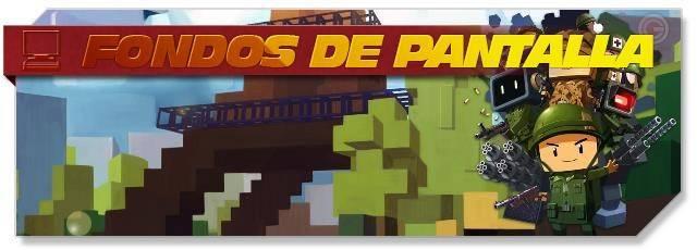Brick-Force - Wallpapers - ES