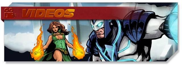 Champions Online - Videos headlogo - ES