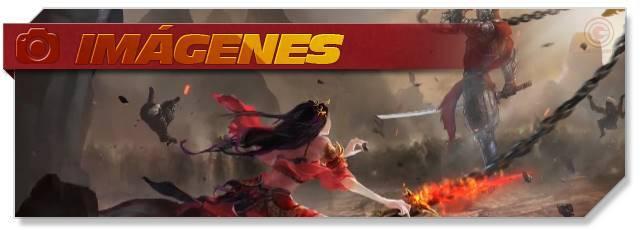 Conquer Online - Screenshots headlogo - ES