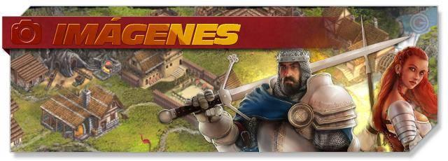 khan wars - Screenshots headlogo - ES