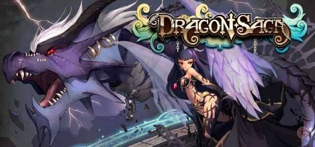 Dragon Saga - logo640