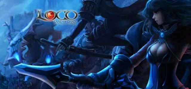Land of Chaos Online (LOCO) - logo640