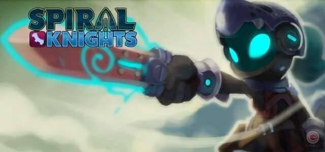 Spiral Knights - logo640