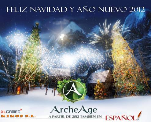 ArcheAge está siendo localizado para España
