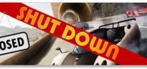 Auto Club Revolution - F2P Network - Shutdown logo
