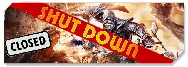 Wizardry Online - shut down - logo f2p