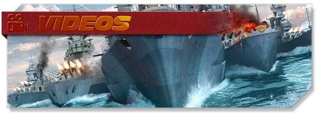 Vídeos de World of Warships