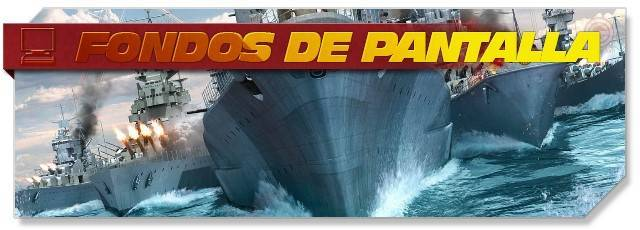 Wallpapers World of Warships - Capturas de World of Warships