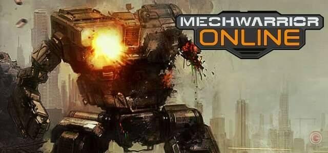MechWarrior Online - logo640