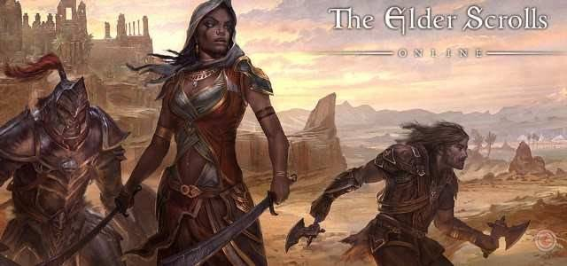 The Elder Scrolls Online - logo640