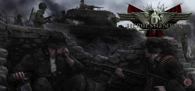 Heroes and Generals - logo640