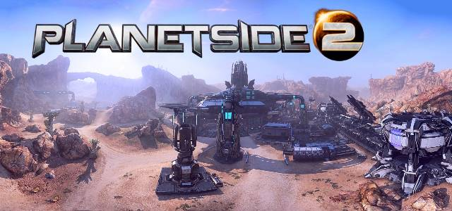 Planetside 2 - logo640