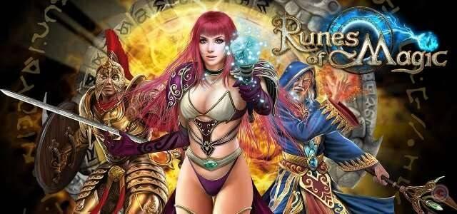Runes of Magic - logo640