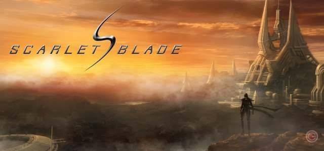 Scarlet Blade - logo640