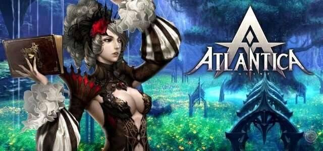 Atlantica Online - logo640