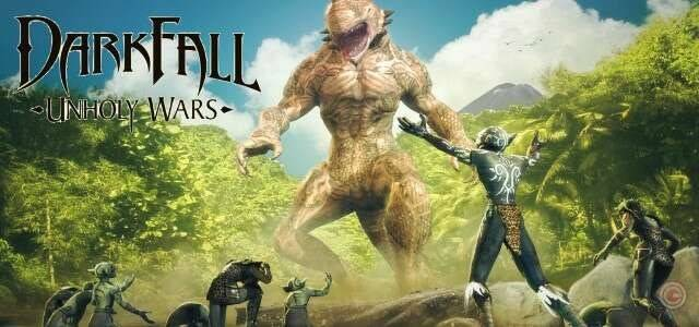 Darkfall Unholy Wars - logo640