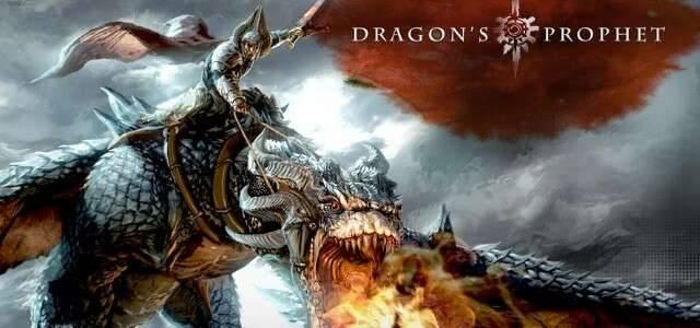 Dragon's Prophet - logo640