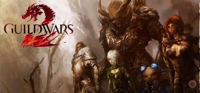 Guild Wars 2 - logo640